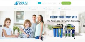 Dubai water filters