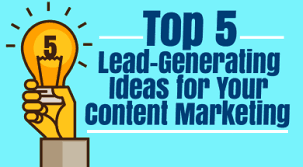 5 Lead Generation Ideas To Increase Websites Conversion Rates